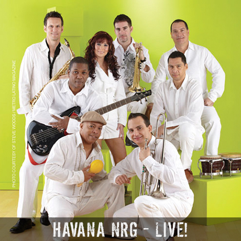 Free Concert in the Park - Havana NRG - Live!